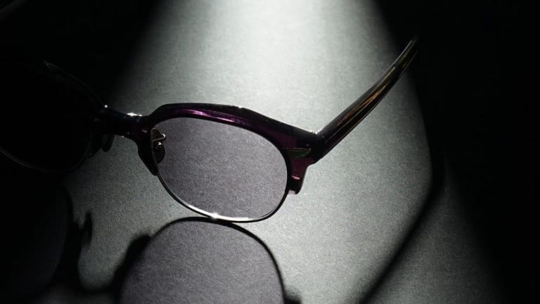 Nepenthes NY teams up with Japanese eyewear brand Groover Spectacles for a new special edition