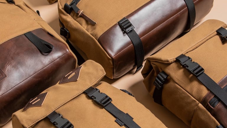 Topo Designs takes it back to their beginnings with the Heritage Canvas Collection