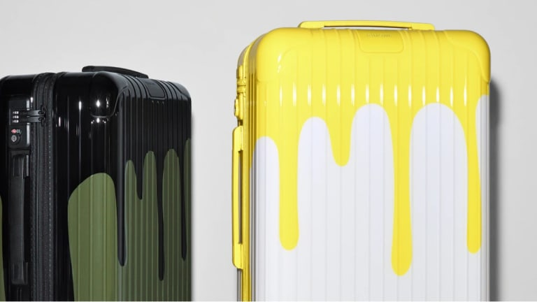Rimowa previews their collaboration with Chaos