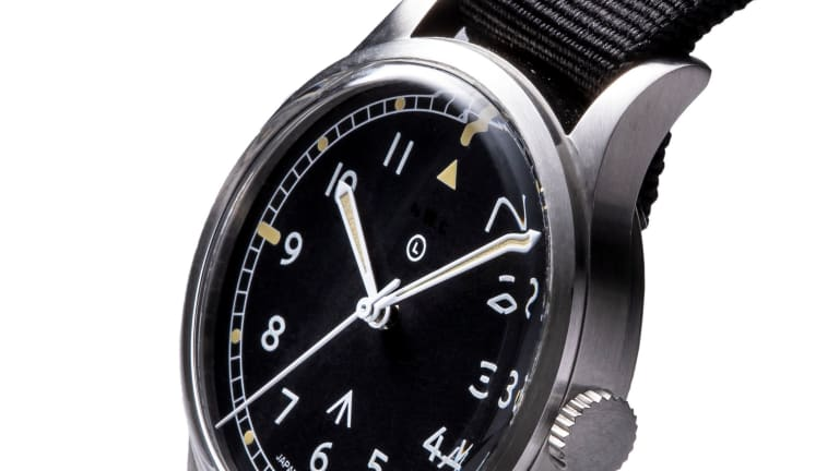 Naval Watch pays tribute to a classic British Army timepiece