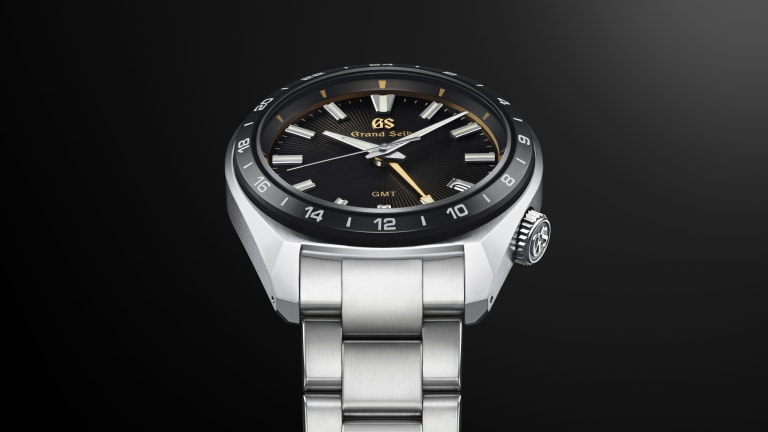 Grand Seiko reveals the 9F86 GMT Collection