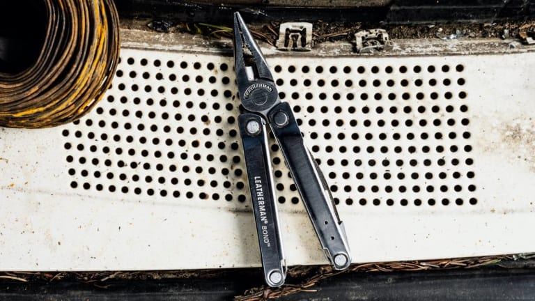 Leatherman's Bond captures the spirit of the brand's original multi-tool