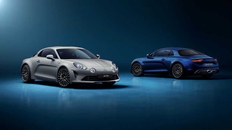 Alpine reveals its latest limited edition, the A110 Légende GT 2021