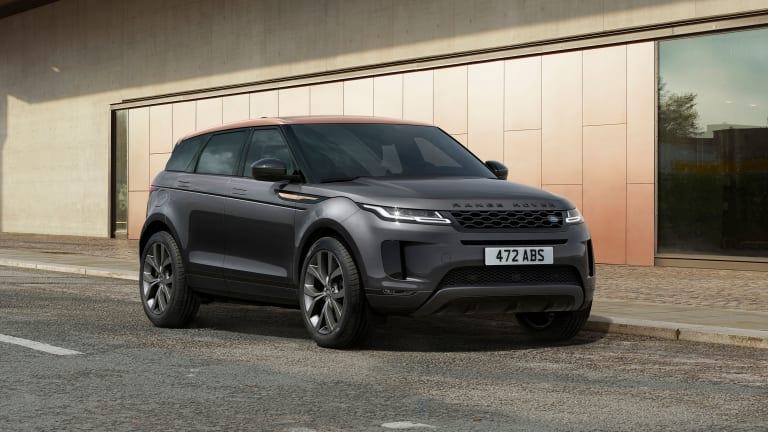 Land Rover adds a new Bronze Collection Special Edition to the Evoque lineup