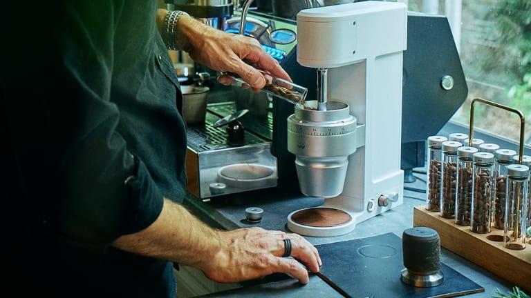 Weber Workshop packs the ultimate grinder in their slimmest machine yet