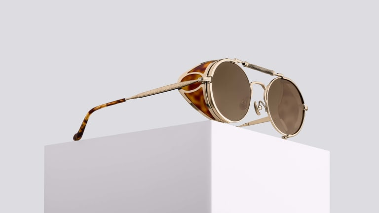 Matsuda relaunches one of their most sought-after styles ever, the 2809 sunglass