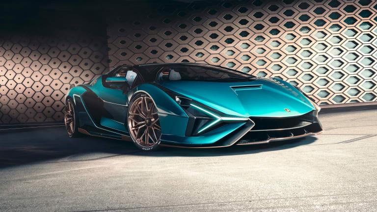 Lamborghini unveils its electrification plans
