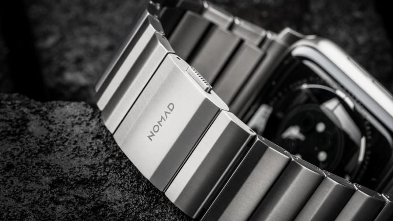 Nomad launches its updated collection of metal Apple Watch bands