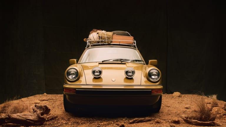 Aimé Leon Dore debuts its second collaboration with Porsche