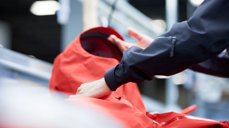 Arc'teryx launches ReBird, a new line of upcycled apparel and accessories