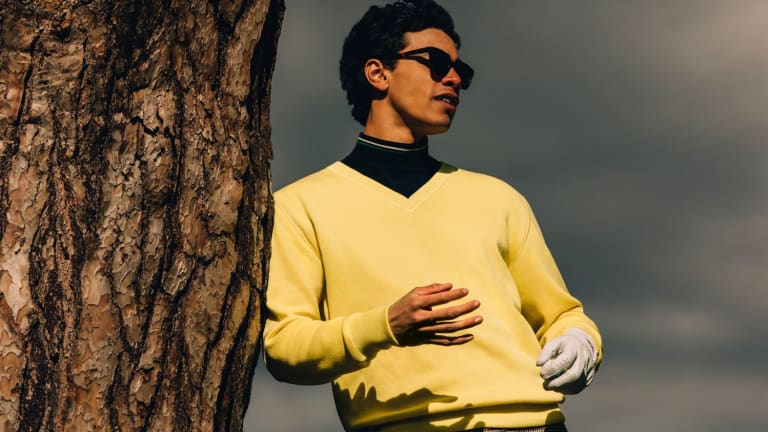Mr Porter aims for the fairway with a new golf collection for Mr P.