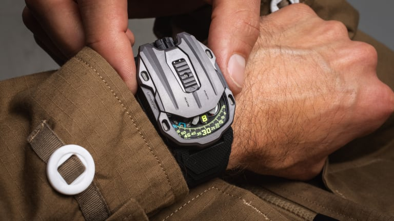 Urwerk releases the final watch in the 105 collection