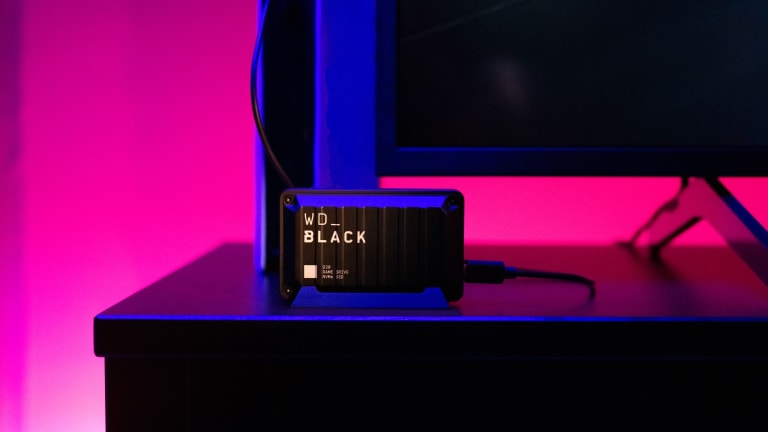 Western Digital launches a new Game Drive that can archive up to 50 titles
