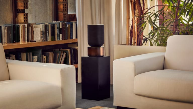 Bang & Olufsen launches a limited-edition collection with Berluti