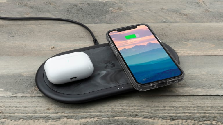 Nimble launches a collection of wireless chargers made out of recycled silicone