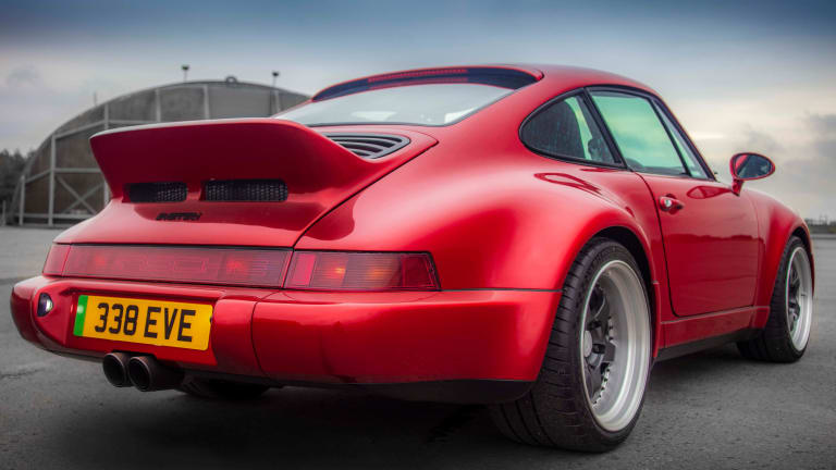 Everrati turns the 964 into a high-performance EV