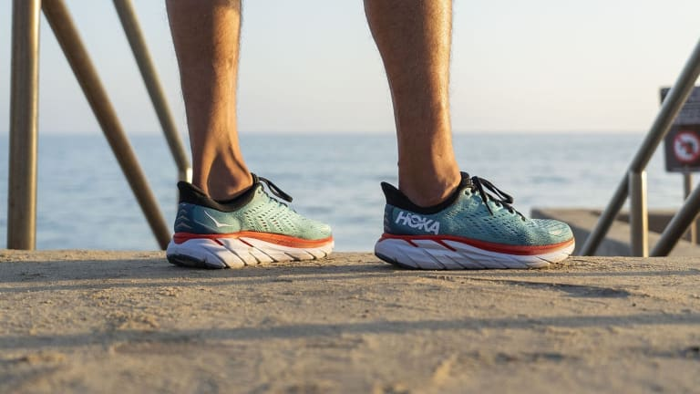 Hoka releases the 8th iteration of its Clifton 8 running shoe