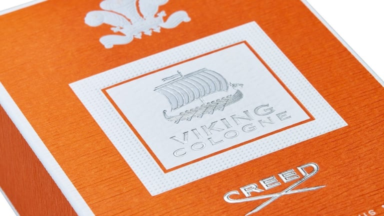Creed releases its latest scent, Viking Cologne