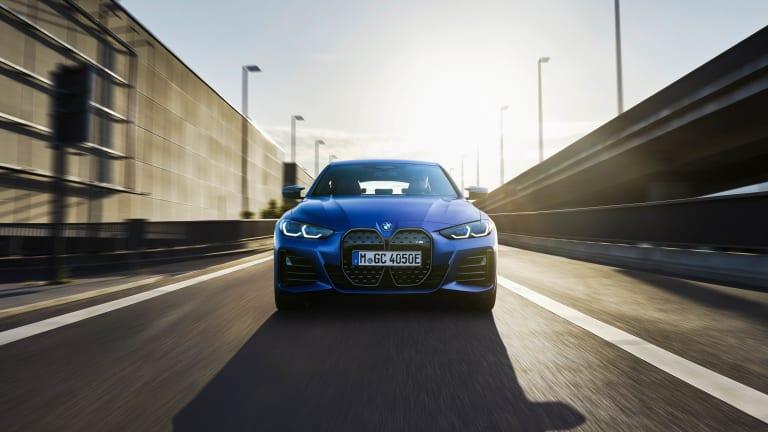 BMW details its upcoming i4 electric sedan