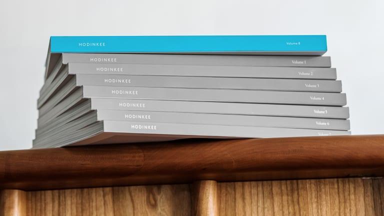 Hodinkee debuts its revamped magazine