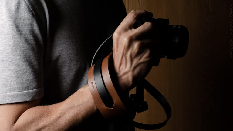 Hard Graft wants to get your finger back on the shutter with their Focus Camera Strap