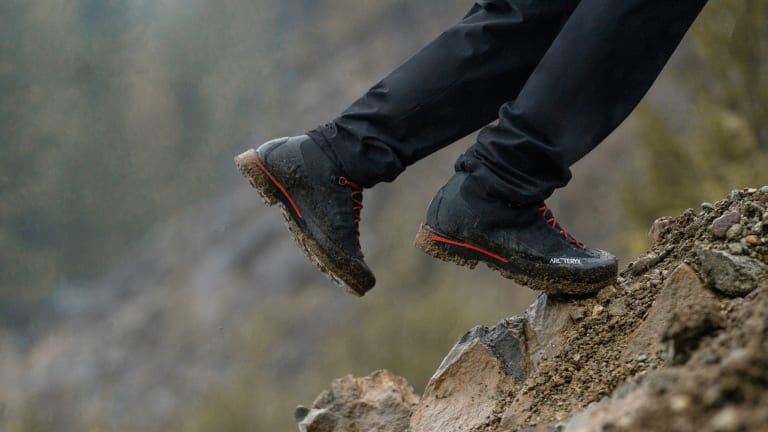 Arc'teryx's Acrux LT GTX Boot aims for the summit with its lightweight design