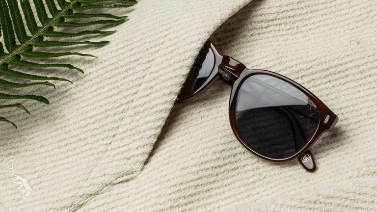 Taylor Stitch and Dom Vetro team up on a vintage-inspired sunglass