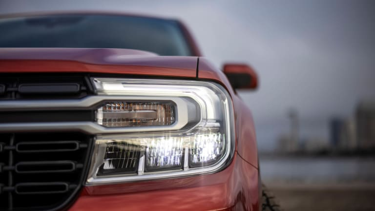 Ford bets on compact pickups with the all-new Maverick