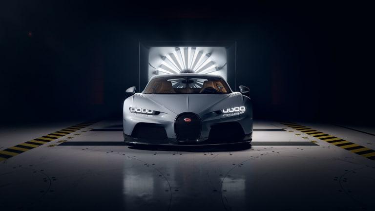 Bugatti unveils its latest Chiron Super Sport hypercar