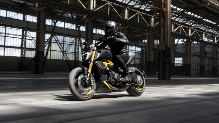 """Ducati introduces its Diavel 1260 S """"Black and Steel"""""""