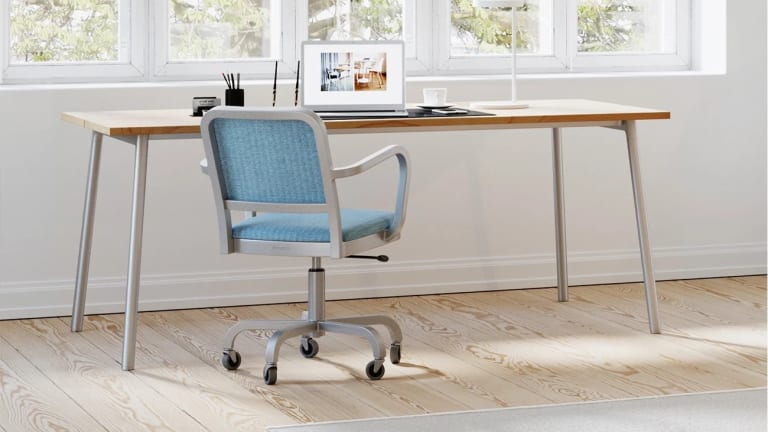 Emeco taps Jasper Morrison to update the Navy Officer chair