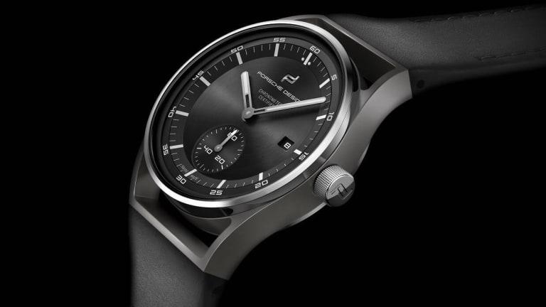 Porsche Design introduces a new Sport Chrono collection with a 39mm case