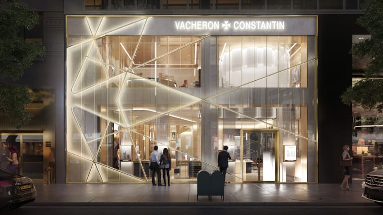 Vacheron opens its largest flagship in New York City