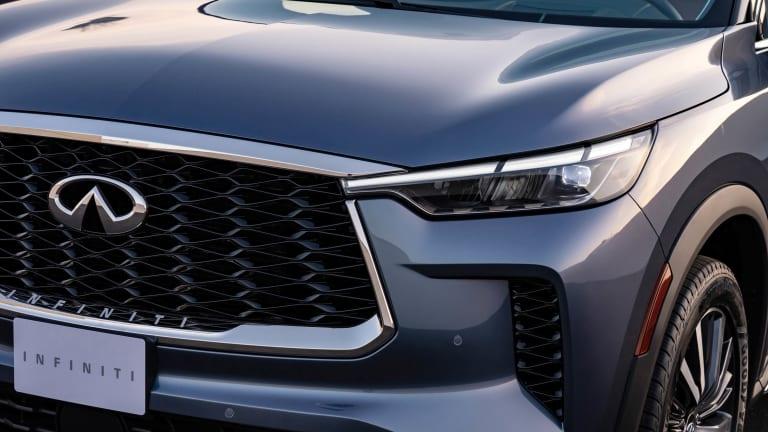 Infiniti reveals the all-new 2022 QX60 SUV