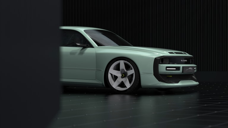 A new German EV startup is paying tribute to the Quattro with an electric super sports car