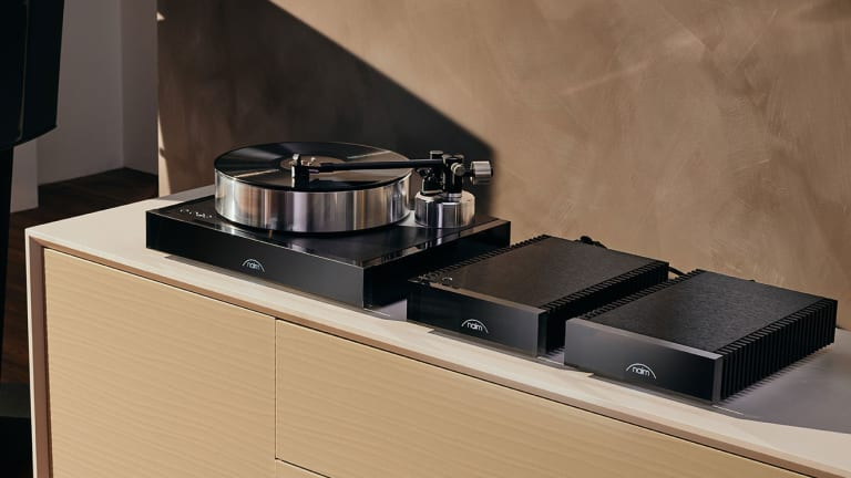 Naim releases its first-ever turntable in over 50 years