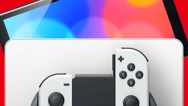 Nintendo introduces a new OLED version of the Nintendo Switch