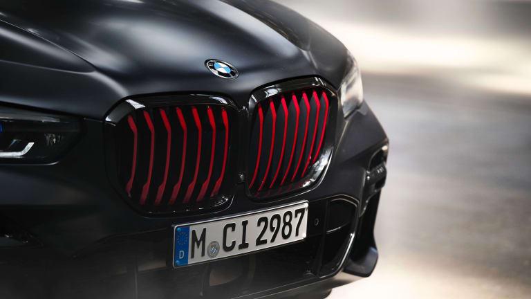 BMW introduces a Black Vermilion edition of the X5