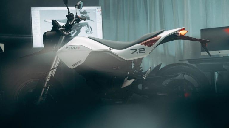 Zero Motorcycles reveals the all-new FXE