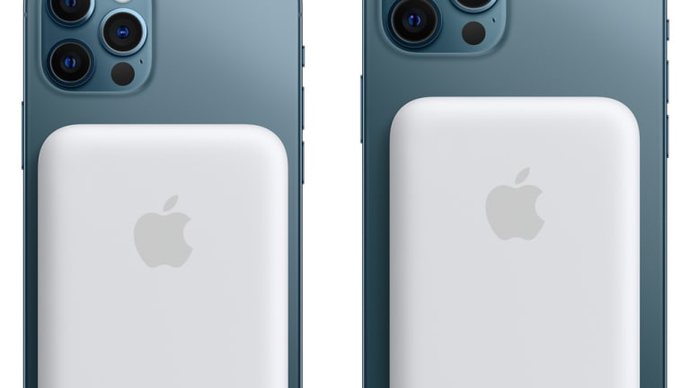 Apple releases its rumored MagSafe Battery Pack for the iPhone 12