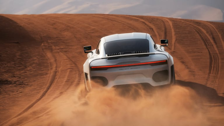 Marc Philipp Gemballa debuts his adventure-ready supercar