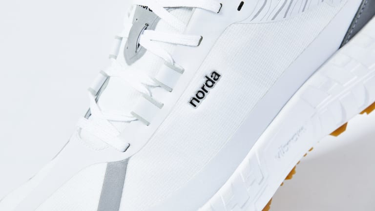 Norda debuts its lightweight, Dyneema trail running shoe