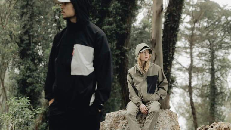 DSPTCH and Descente release their second collaboration