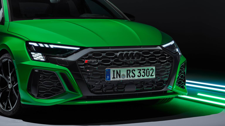 Audi reveals its new high-performance daily driver, the 2022 RS 3