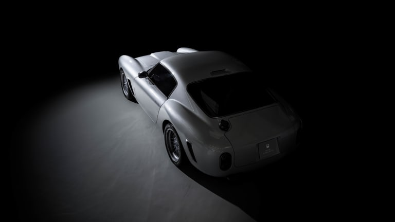 RML Group is turning the Ferrari 550 Maranello into a modernized 250 GT SWB