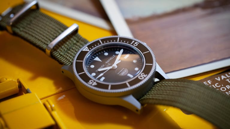 Tornek-Rayville is back with a watch inspired by the highly sought-after TR-900