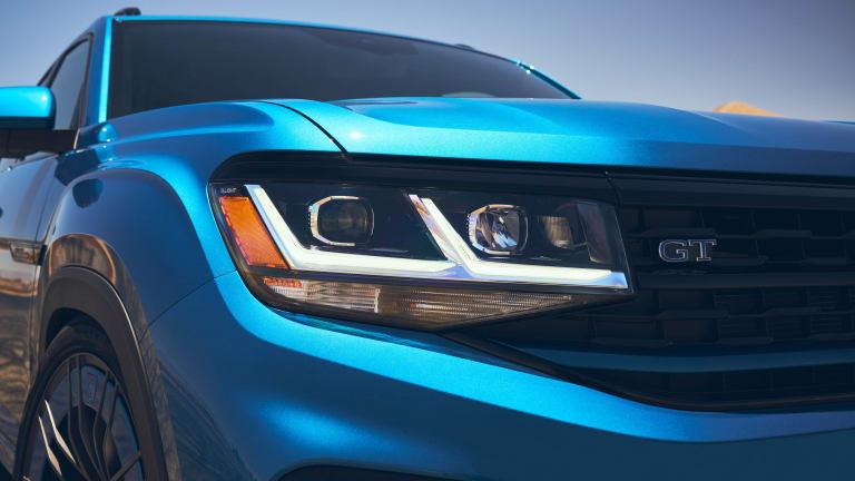 Volkswagen reveals the Atlas Cross Sport GT Concept