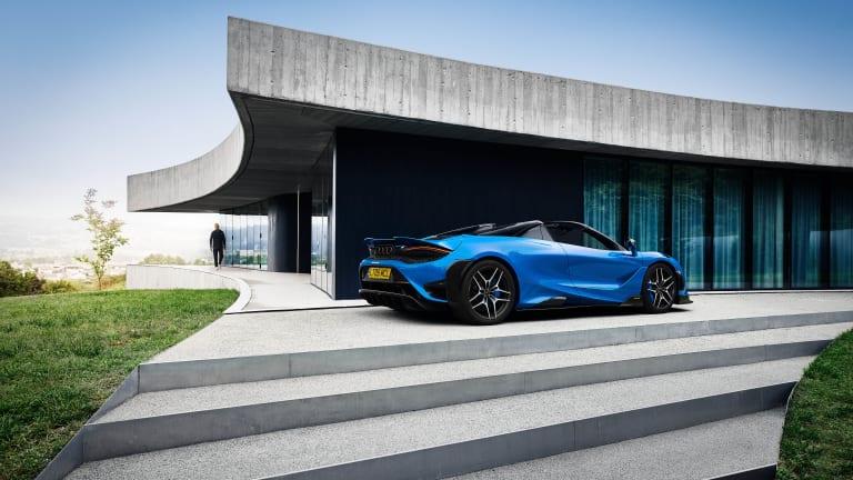 McLaren reveals the 765LT Spider