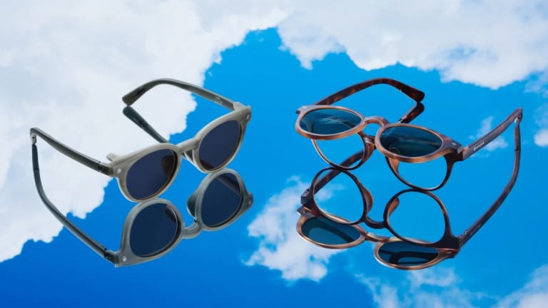 Snow Peak and JINS collaborate on a range of outdoor-ready eyewear
