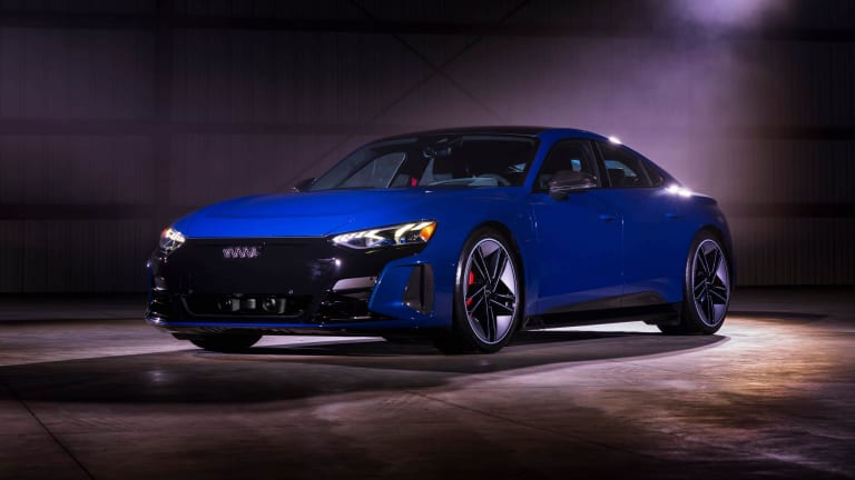 Now Available | The 2022 Audi e-tron GT